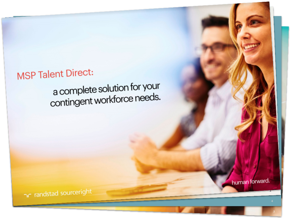 MSP Talent Direct solution Australia